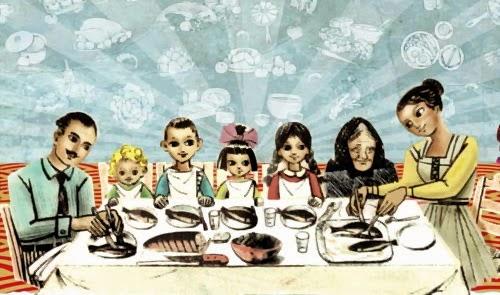 Τραπέζι αγάπης
