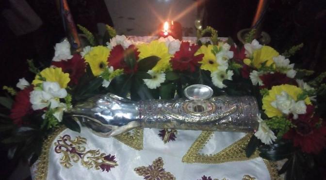 Ιερά Πανήγυρις Αγίου Πολυκάρπου B΄μέρος (Εσπερινός)