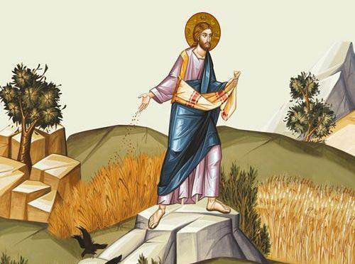 Ομιλία Π. Στυλιανού Χαρπαντίδη Δ΄ Κυριακή Λουκά 16-10-2016