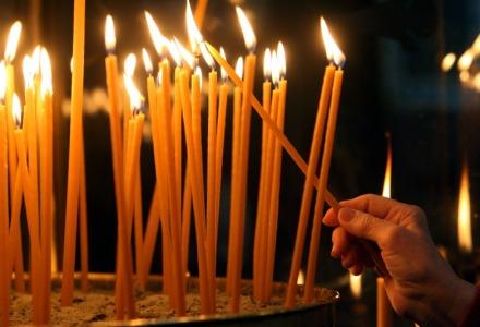Ιερά Αγρυπνία 20/10/17 ώρα 09:00 μμ για τη μνήμη του Αγίου Χριστοδούλου του εν Πάτμω.