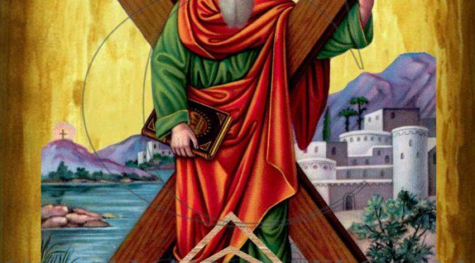 Ο Συγκλονιστικός ΒΙΟΣ του Αγ. ΑΝΔΡΕΑ και ο Σταυρός του…