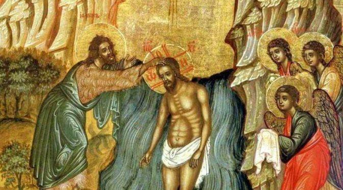 Σύναξις του αγίου ενδόξου Προφήτου, Προδρόμου και Βαπτιστού Ιωάννου