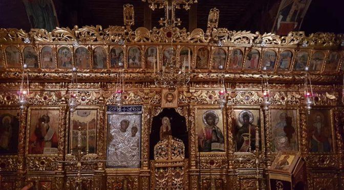 Eκδρομή στην Ιερά Μονή ΚοιμήσεωςΤης Θεοτόκου Μικροκάστρου Κοζάνης & Ιερά Μονή Της Παναγίας της Μαυριώτισσας στην Καστοριά