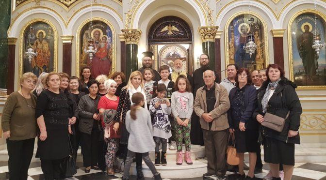 Προσκύνημα Ι.Ν. Αγίου Πολυκάρπου στην Αίγινα & Αττική 1-2/11/19 [PHOTOS]