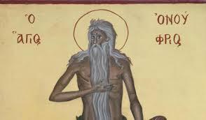 βίος Αγίου ουνουφρίου