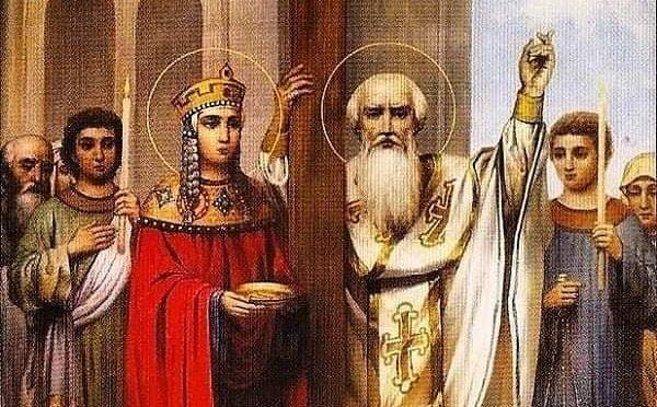 Εορτή της παγκόσμιας Υψώσεως του Τιμίου και ζωοποιού Σταυρού