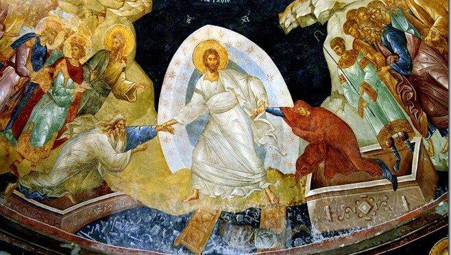Θ.ΛΕΙΤΟΥΡΓΙΑ & ΚΥΡΗΓΜΑ π.Στυλιανου Χαρπαντίδη ( Κυριακή του Θωμά )